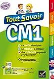 Tout Savoir CM1 - Nouveau programme 2016