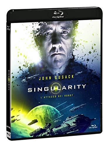 Singularity - L\' Attacco Dei Robot (Bd + Dvd) (2 Blu Ray)