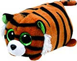 Ty - Teeny Tys Tiggy, Tigre, 10 cm (United Labels Ibérica 42137TY)