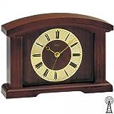 AMS f5138/1radiocontrollato orologio da tavolo, in legno, multicolore, 33x 27x 15cm