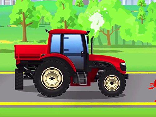Freundlicher Traktor (Monster Prime Truck)