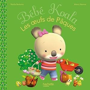 """Afficher """"Bébé Koala n° 16 Les Oeufs de Pâques"""""""