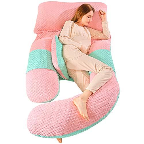 QWERTU Ganzkörper-Schlafstützkissen Bestes orthopädisches Kissen für die