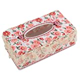 #2: TIED RIBBONS Paper Napkin Tissue Dispenser Box Holder for Car, Home, Office Dining Table