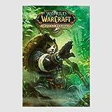 Kunstdruck Poster - World of Warcraft WoW Mists of Pandaria 61 x 91,50 cm, viele Rahmenfarben zur Auswahl, hier ohne Rahmen
