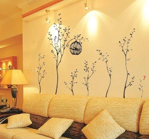 walplus-vinilo-adhesivo-decorativo-para-la-pared-diseno-de-arboles-con-jaulas-de-pajaros