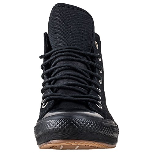 CONVERSE CHUCK TAYLOR ALL STAR WP BOOT HI black