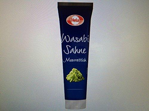 Hela - Wasabi Sahne Meerrettich - 170ml