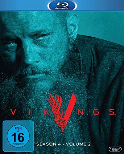 Vikings - Season 4.2 [Blu-ray]