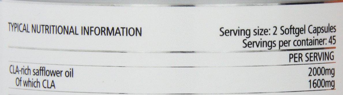 51G%2BcniKRgL - USN CLA 1000, 90 Capsules