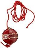 Yuva Balle de cricket à suspendre Boule pour Pratiquer et Bat frappe avec corde