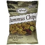 (12 PACK) - Cofresh - Eat Real Humus Chip Lem Chilli | 45g | 12 PACK BUNDLE