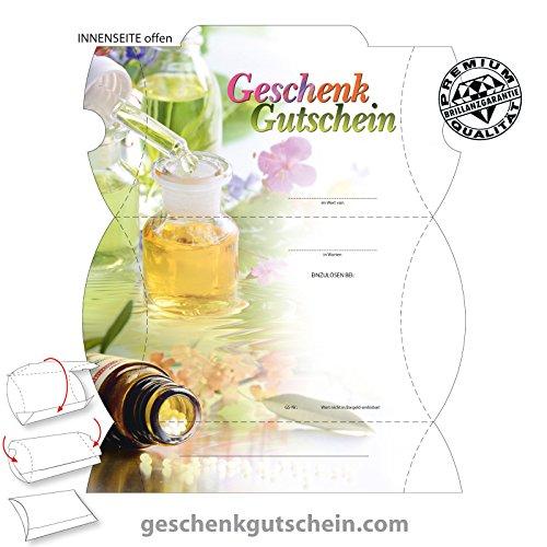 50 Stk. Premium Gutschein Boxen für Apotheken, Naturheilkunde AP301, LIEFERZEIT 2 bis 4 Werktage !