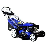 51G%2Bd%2B87kQL. SL160  - BEST BUY LAWN MOWER# Hyundai 196cc Electric Start Self Propelled 4-in-1 Rotary Petrol Lawn Mower HYM51SPE Reviews