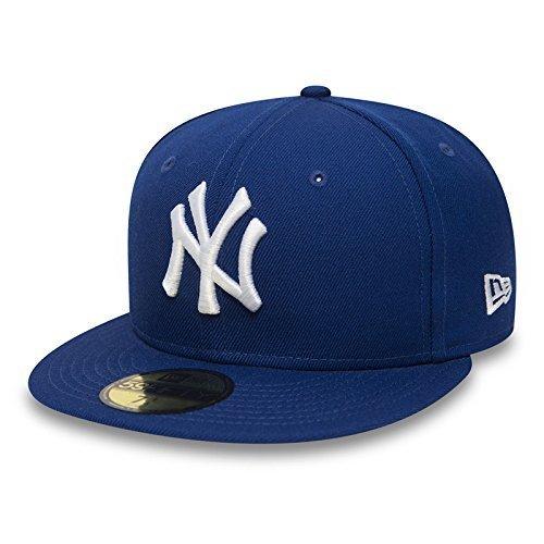 New Era 59Fifty Cap mit UD Bandana New York Yankees Royal/White #2842 - 7 3/4 -