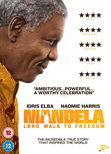 Mandela - Long Walk To Freedom [Edizione: Regno Unito]
