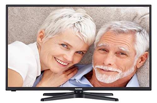 Telefunken D39F272I3 Senioren 99 cm (39 Zoll) Fernseher (Full HD, Triple-Tuner, Komfort-Fernbedienung)