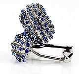SPEAK Royal Designer Blue Mens Cufflink