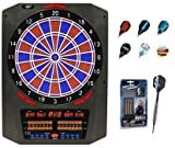 Dartautomat TOPAZ 901 + Phil Taylor Silverlight Darts & Flightpackage 2
