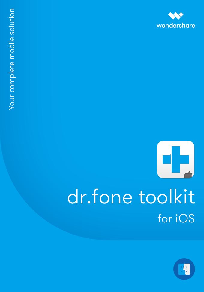 Wondershare Dr.Fone pour iOS (Mac) - Récupération de données iPhone [Téléchargement]