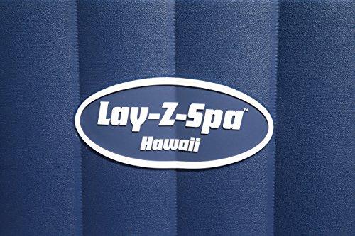 Lay-Z-Spa Hawaii Whirlpool eckig, 180x180x71cm - 7