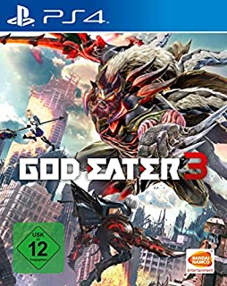 God Eater 3, 1 PS4-Blu-ray Disc (B07K14LZ5G) | Amazon Products