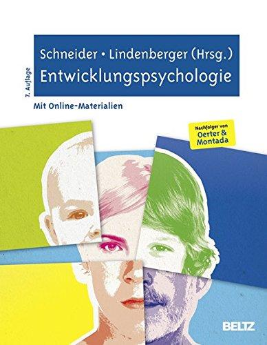 Entwicklungspsychologie: Vormals Oerter & Montada. Mit Online-Materialien