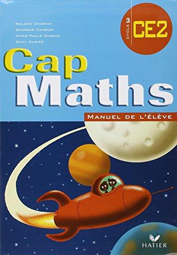 Cap Maths CE2 ed. 2007, Livre de l'Eleve + Dico-Maths