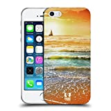 Best SE Beach Boats - Head Case Designs Sunset And Sailboat Seascape Beautiful Review