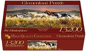 "Clementoni ""Band of Thunder"" Puzzle (13200-Piece, Multi-Colour)"