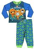 Octonauts - Pijama para Niños - Octonautas - 4 a 5 Años