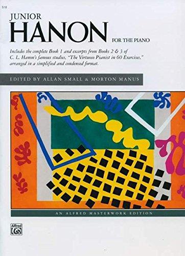 Junior Hanon (Alfred Masterwork Edition)