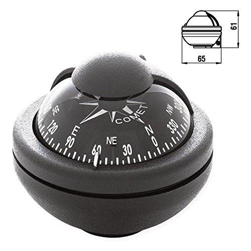 Marine Kompass Schwarz
