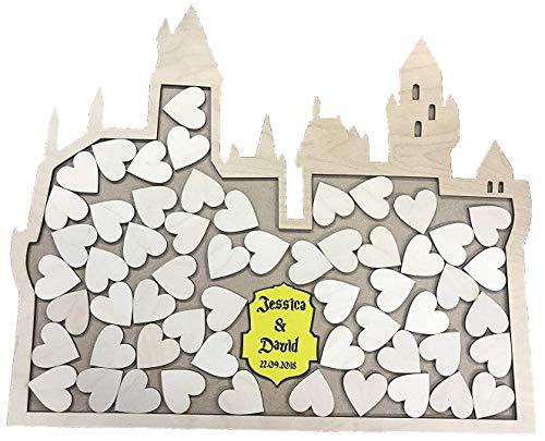 FSSS Ltd Harry Potter Inspired Hogwarts Castle - Caja