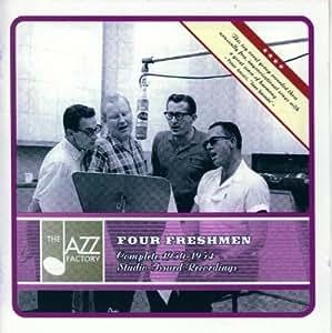Complete 1950 - 54 Studio Issued Recordings [Spanish Import]