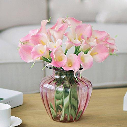 päischen hohe künstliche Blumen Kunstblumen geeignet, die ein Wohnzimmer Blumen-Bouquet aus getrockneten Blumen Plastikblumen-Dekoration (Rustikale Bouquet)
