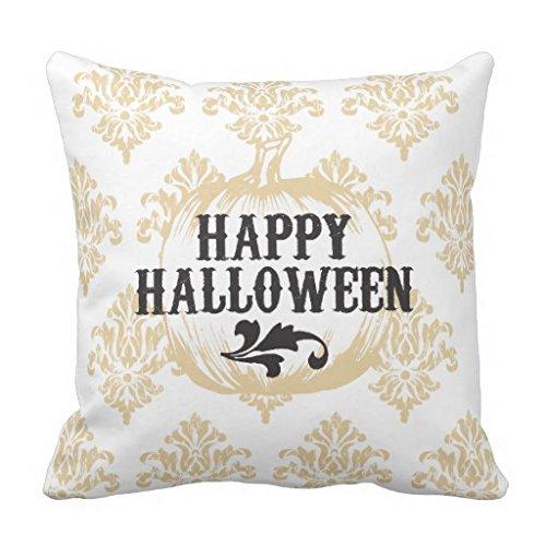 Muster Halloween Kürbis Überwurf Kissen (Beste Weg, Um Ein Halloween-kürbis)