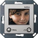 Gira 128620 TFT-Farbdisplay E22 edelstahl