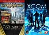Firaxis Strat Pack (Civ IV Complete, V Complete, XCOM: Enemy Unknown) [Download]