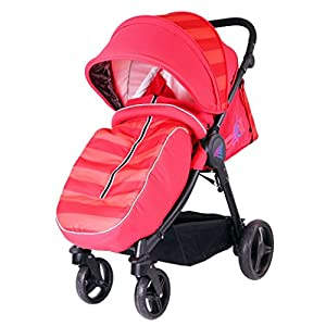 iSAFE Sail Stroller - 7 Colours! (Red)   3