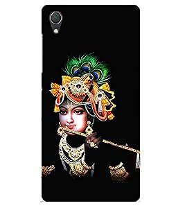 Doyen Creations Designer Printed High Quality Premium case Back Cover For Sony Xperia Z5 Premium