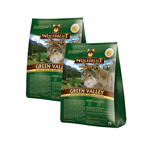 Wolfsblut Hundefutter Trockenfutter 2x15kg Green Valley
