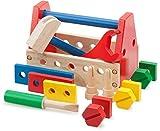 New Classic Toys - 10550 - Jeu D'Imitation - Boîte À Outils En Bois