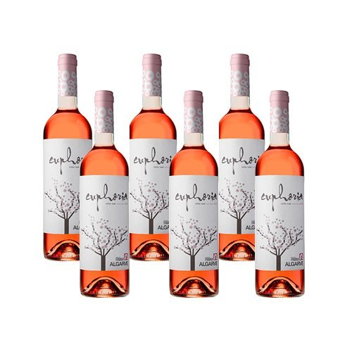 Euphoria - Vino Rose - 6 Botellas
