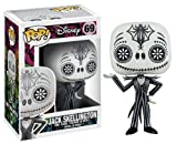 FUNKO Nightmare Before Christmas - Day of the Dead Jack Skellington Collectible figure Disney: Nightmare Before Christmas - action figures & collectibles (Collectible figure, Dibujos animados, Disney: Nightmare Before Christmas, Negro, Color blanco, Vinilo, Caja) - FunKo - amazon.es