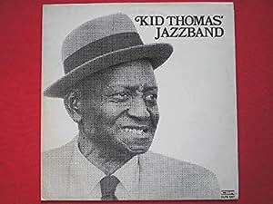 Thomas, Kid The Kid Thomas Jazz Band LP CSA CLPS1007 EX/EX 1970s US pressing