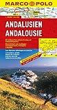 MARCO POLO Karte Andalusien (MARCO POLO Karten 1:300.000) - Polo Marco