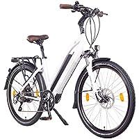 "NCM Milano Plus E-Bike Trekking Rad, 250W, 48V 14 Ah/16Ah • 672Wh/768Wh Akku, 26""/28"" Zoll"