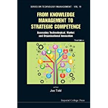 From Knowledge Management to Strategic Competence:Assessing Technological, Market and Organisational Innovation: 19 (Series on Technology Management)