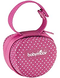 Babymoov Lovely Girl A011201 - Portachupete para 0 m+